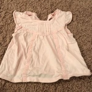 Other - Baby Gap Light Pink Top